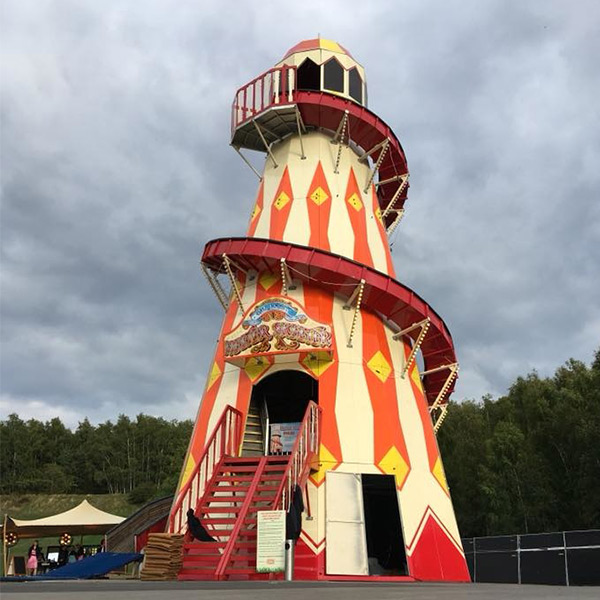 Image result for helter skelter hire