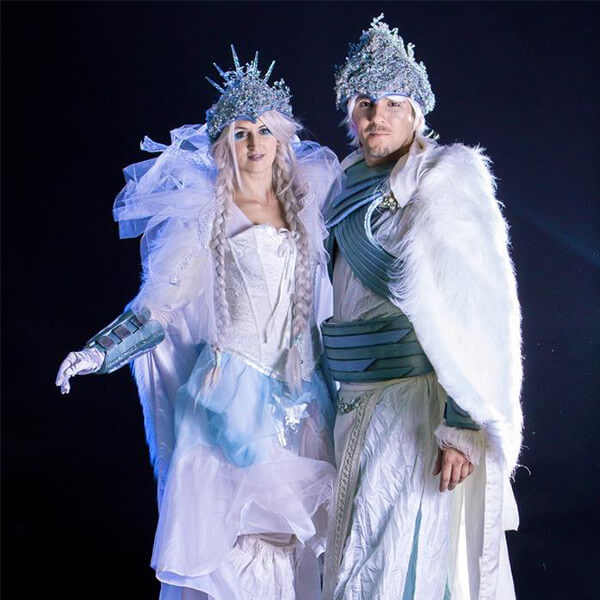 Ice King & Queen