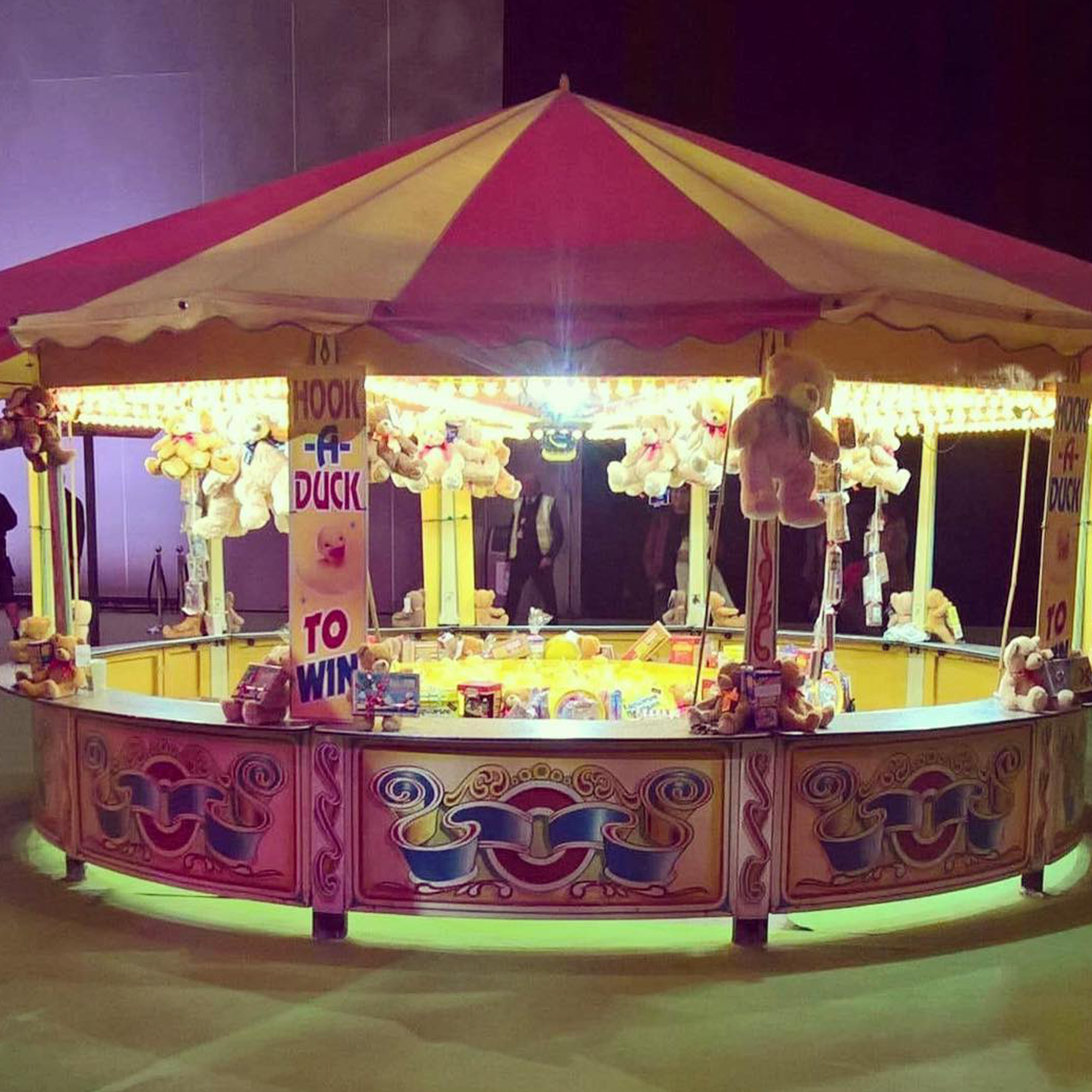 Hire funfair stalls