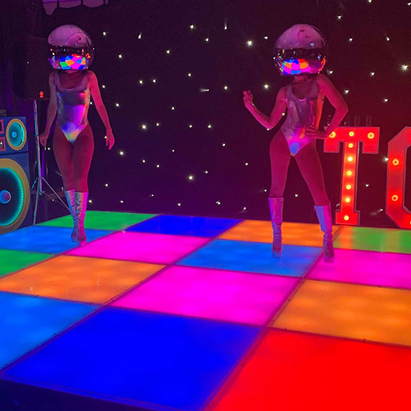 Disco Heads