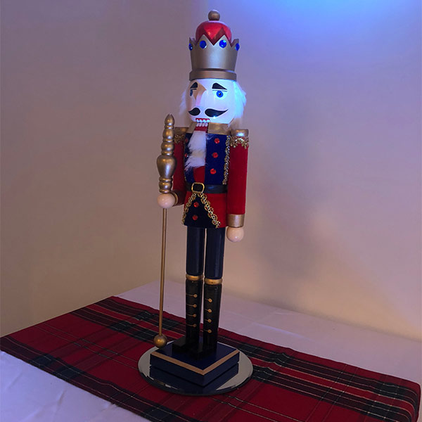 nutcracker table centre